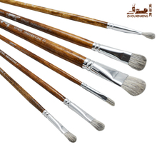 Squirrel hair brush  Watercolor Acrylic Paint Brush Set For Drawing Painting Art Supplies brush pen artist oil painting brushes