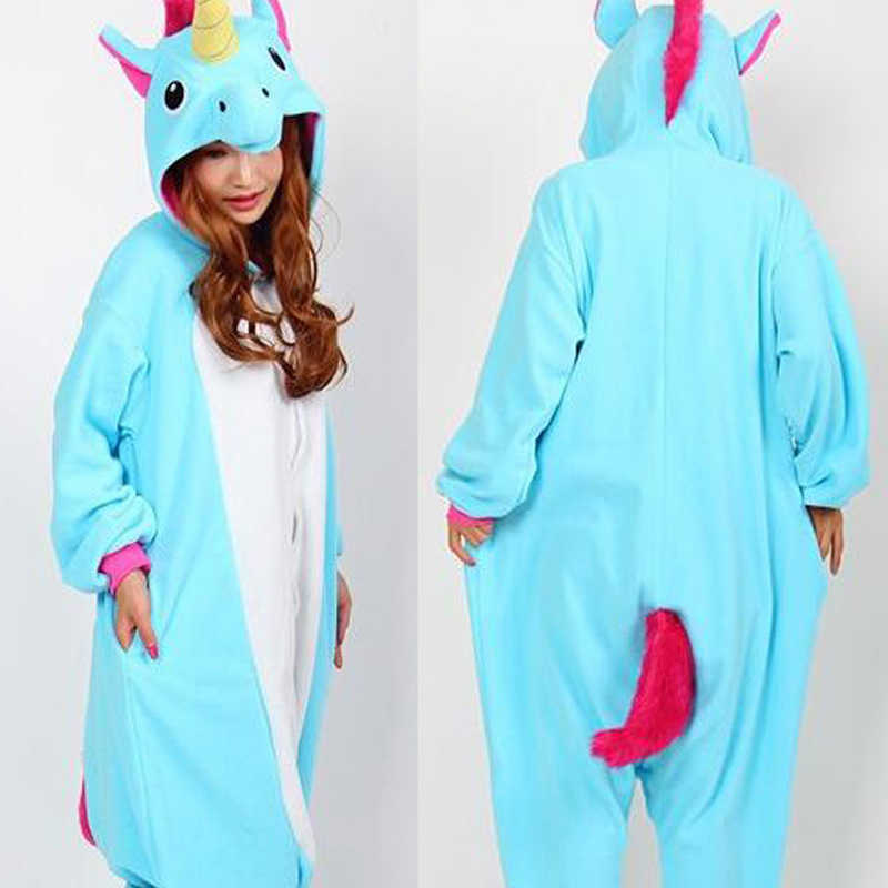 Оптовая продажа Хэллоуин осень зима пижамы наборы для ухода за кожей мультфильм  фланелевые Пижама для животных f4761569e2c69
