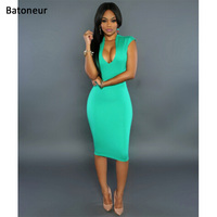 2017 party bodycon Color elegant bandage dress Sexy Candy womens fashions Clothes women party dress