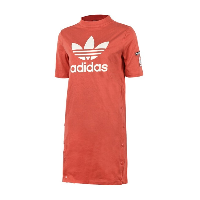 Original New Arrival  Adidas Originals  3 STRIPES DRESS Women's  Dress Sportswear