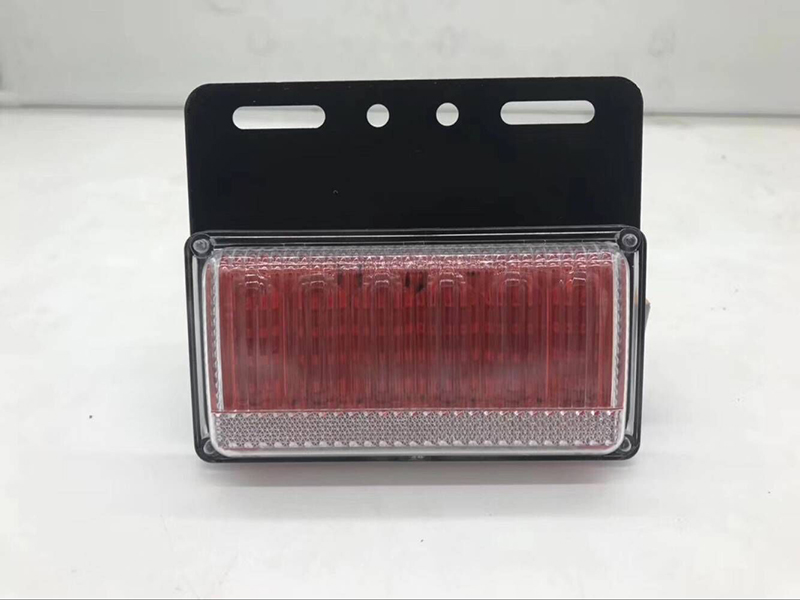 10 Pcs 24V Truck Trailer Lorry Side Marker Lights Clearance Lamp Waterproof Anti Collision in Signal Lamp from Automobiles Motorcycles