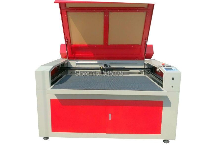 Machine de découpe laser Co2 1490 100 w avec table de travail en nid d'abeille haut et bas utilisée pour les ABS acryliques et autres matériaux non métalliques