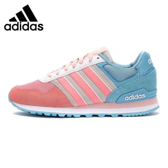 Original New Arrival Adidas NEO Label 10K Women\u0027s Skateboarding Shoes  Sneakers
