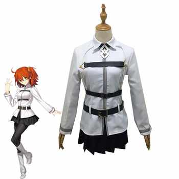 Anime Fate Grand Order FGO Gudako Cosplay Costume Chaldea Magical Suit Women\'s Dresses Halloween Carnival Uniforms Custom Made - Category 🛒 Novelty & Special Use