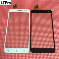 High Quality Test Working Front Panel Touch Screen Digitizer For ZOPO ZP998 9520 Glass Sensor Mobile