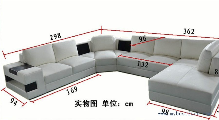 U shaped sofa set living room u shape sofa for U shaped living room design