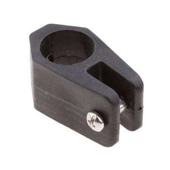 12pcs/Set For 3 Bow Bimini Top 7/8 Black Boat Nylon Fittings Hardware Kit