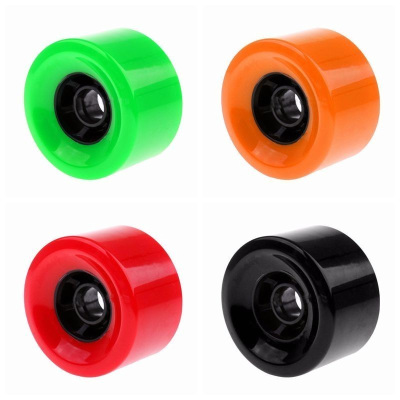 1PC 2019 New Good Quality SHR78A Skateboard Wheels 83mm 90mm 97mm PU Electric Skateboard Wheels Longboard Wheels Free Shipping