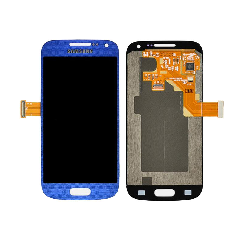 FOR Blue Samsung Galaxy S4 Mini i9190 i9192 i9195 LCD Screen + Touch Digitizer