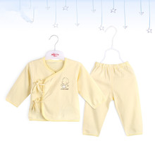 Newborn Baby 0-3M Clothing Set Baby Boy/Girl Clothes Cotton Cartoon Underwear,children's Clothing Sleepwear Long Pants B442