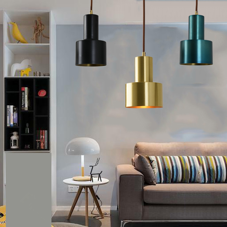 Europe Nordic small copper brass pendant light lamp LED golden modern pendant lamp light bedroom dinning bar LED pendant lightEurope Nordic small copper brass pendant light lamp LED golden modern pendant lamp light bedroom dinning bar LED pendant light