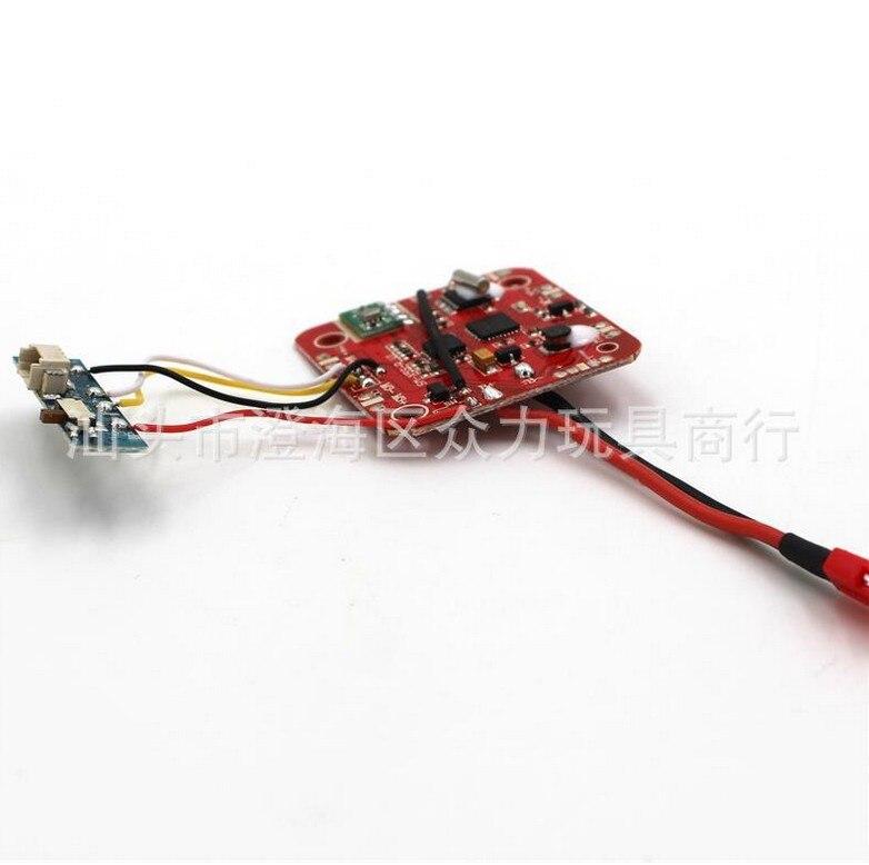 ФОТО syma x5hc x5hw rc drone quadcopter parts receiver board pcb board