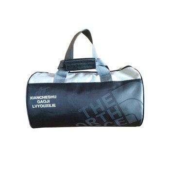 Женская и Мужская спортивная сумка для фитнеса, баскетбола, футбола, тренировок, тренажерного зала, бега, кемпинга, Холщовая Сумка на одно плечо, дорожные спортивные сумки
