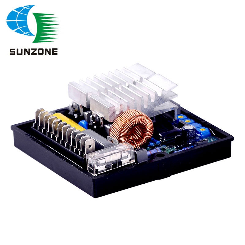 SUNZONE SR7 AVR For Mecc Alte Generator Set Automatic Voltage Regulator SR7 2G Free ShippingSUNZONE SR7 AVR For Mecc Alte Generator Set Automatic Voltage Regulator SR7 2G Free Shipping