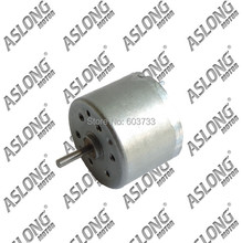 4pcs/lot RF310 3v 1700rpm ASLONG micro dc motor solar powered electric motor