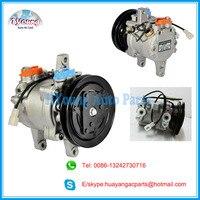 Auto air AC Compressor SV07E For Daihatsu charade hijet move kubota 447220 6771 447220 6750 447260 5540 4472206771 3C581 97590
