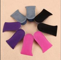 Double silica gel invisibility raised insole honeycomb full cushion two layers adjustable air cushion men and women