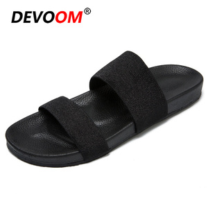 Low Cost 2019 Fashion Man Slippers Heren Slippers Flip Flop Men Pantoffels Hot Sale Sandals Men Clogs Home Slippers Flipflops Slides Men
