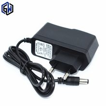 1pcs AC 100V-240V Converter Adapter DC 9V 1A Power Supply EU Plug DC 5.5mm x 2.1mm 1000mA for UNO MEGA(China)