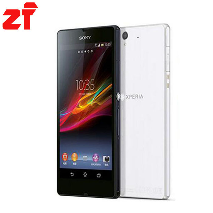 Sony Xperia Z Original Unlocked Mobile Phone Sony L36h 16GB Quad core 3G 4G GSM WIFI