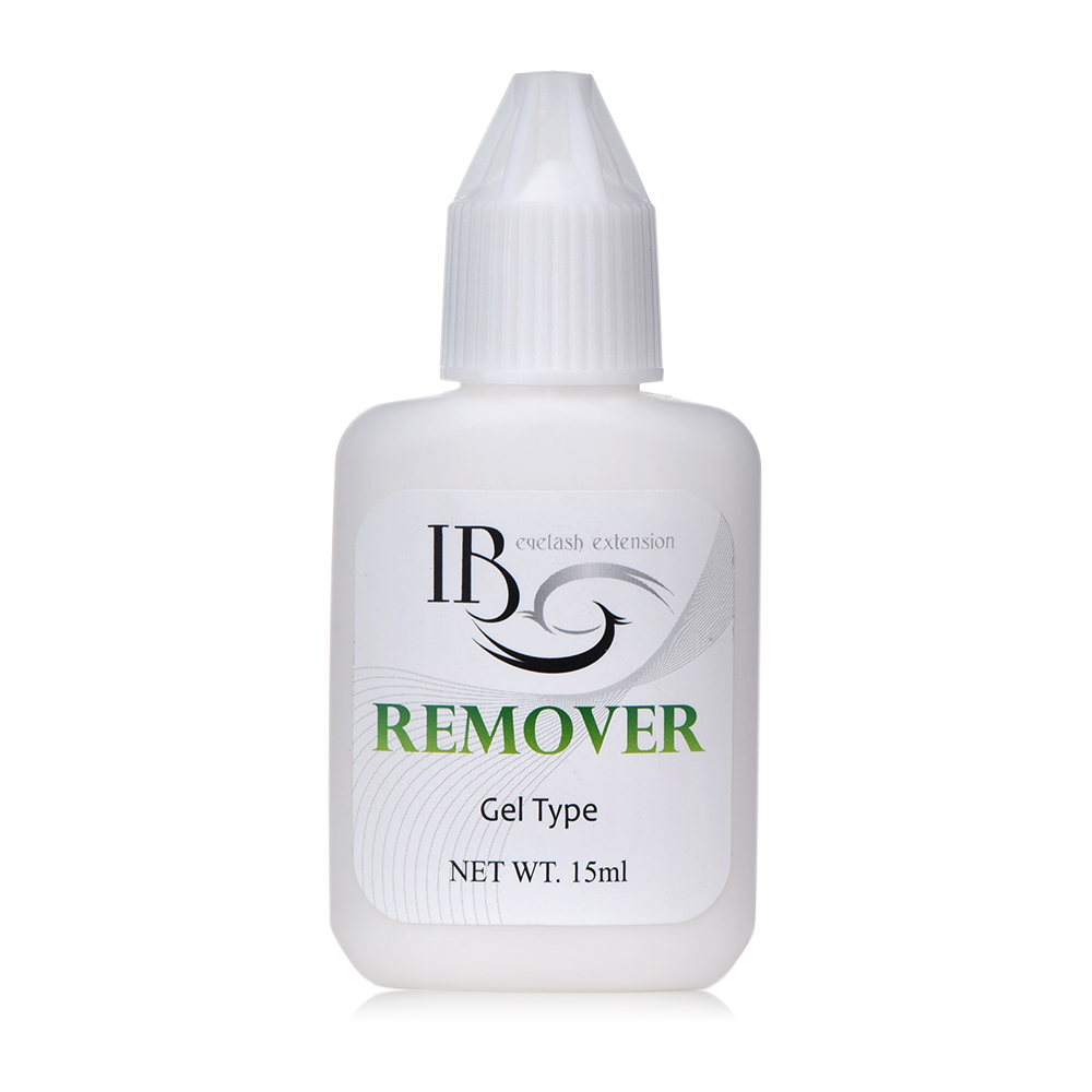 50pcs Private Label offer Gel Type Glue Remover 15g Individual Eyelash Extension Adhensive Remover from Korea