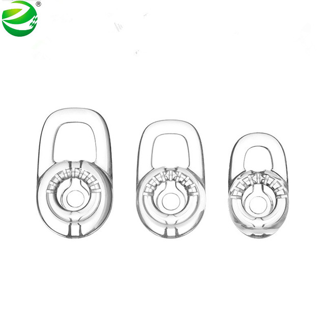 e049c1a1645 ZycBeautiful 3pcs Gel Ear bud Earbud For Plantronics M100/MX100/975/925/M25/M28/M55/M155  High Quality