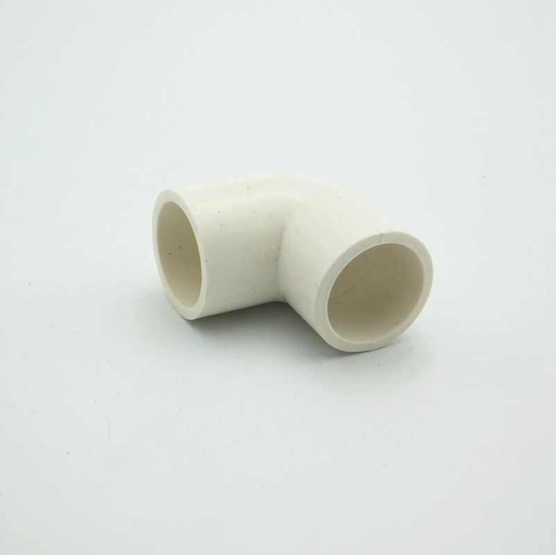 20 millimetri ID 90 Gradi Gomito Tubo IN PVC Comune Tubo di Raccordo Accoppiatore Adattatore del Connettore di Acqua Per Il Sistema di Irrigazione del Giardino FAI DA TE