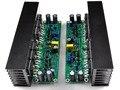 Собраны L15 2-channels MOSFET усилитель мощности плата с радиатором
