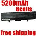 5200mAh Laptop Battery For Dell Inspiron 1525 1526 1545 1545 Vostro 500 CR693 D608H GP252 GP952 GW240 GW241 WK380 WK381 WP193