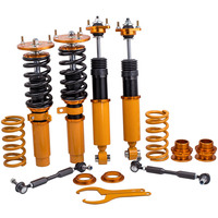Complete Coilover Kits For BMW Z4 (E85) 2002 2008 Adjustable Height Shock Absorbers Lowering Kit coil overs
