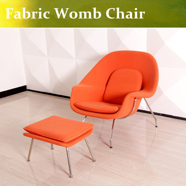 ubest high quality wool womb chaireero saarinen designer chair womb chair