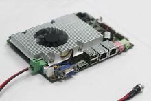 Low power board Mini server motherboard with RTL8111EL PCI-E Gigabit Ethernet LAN