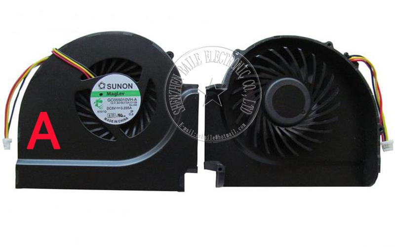 100% New genuine W510 laptop fan for IBM Thinkpad W510 T510 cpu cooler, Original T510 GC055010VH-A DC5V notebook cpu cooling fan segal business writing using word processing ibm wordstar edition pr only
