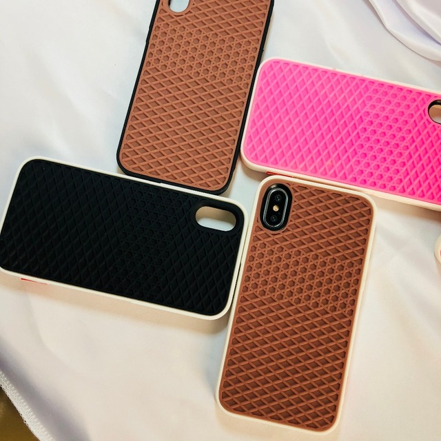 online store 10665 9473d US $4.99 |Aliexpress.com : Buy VANS Waffle Case For Apple iPhone7 7 Plus 5  5s SE Cover Soft Silicone Back Cover For iphone x 6 6plus 7/8plus Fitted ...