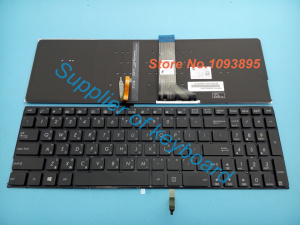 NEW Keyboard for ASUS K501L K501LB K501LX A501L A501LB A501LX Laptop Keyboard with Backlit(China)