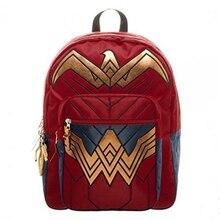 c8ef163003 DC Film Wonder Woman Periferiche Zaino Delle Donne di Moda Uomo Studenti  del Campus di Personalità Zaino Zaino Da Viaggio