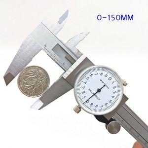 Best 0-150mm/0.02 Dial Caliper