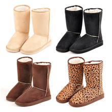 Sale New Hot Fashion Women Winter Warm Mid calf Snow Cold Weather Boots Shoes  BS88