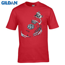 Classic Record Player / Turntable men's t-shirt
