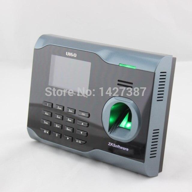 US $109 99 |U160 WIFI TCP/IP Biometric Fingerprint Time Clock Recorder  Attendance Employee Electronic English Punch Reader Machine-in Fingerprint