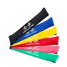 Фитнес Сопротивление мощность резинки Комплект тренировки спортивные эластичные веревки Expander упражнения спортивные полосы Крест Fit