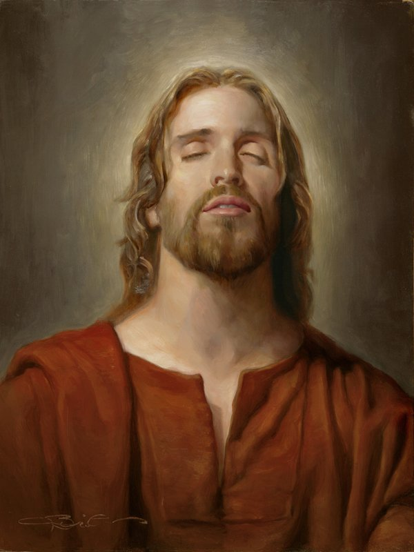 Free Shipping Famous Painting Of Jesus Christ The Great Mediator By