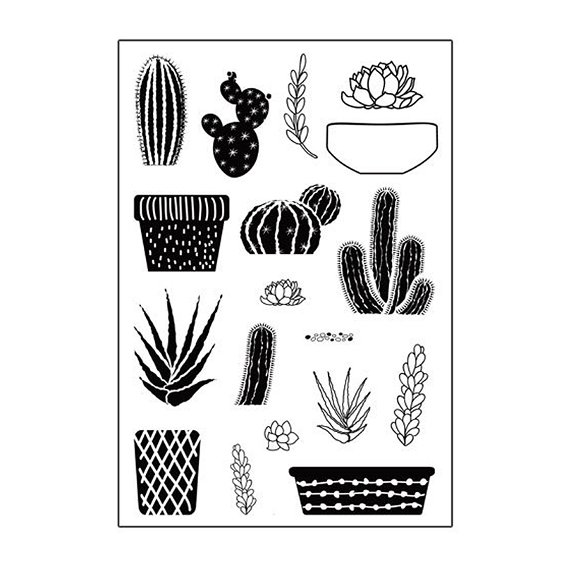 Funky Cactus Template Pictures - Resume Ideas - dospilas.info