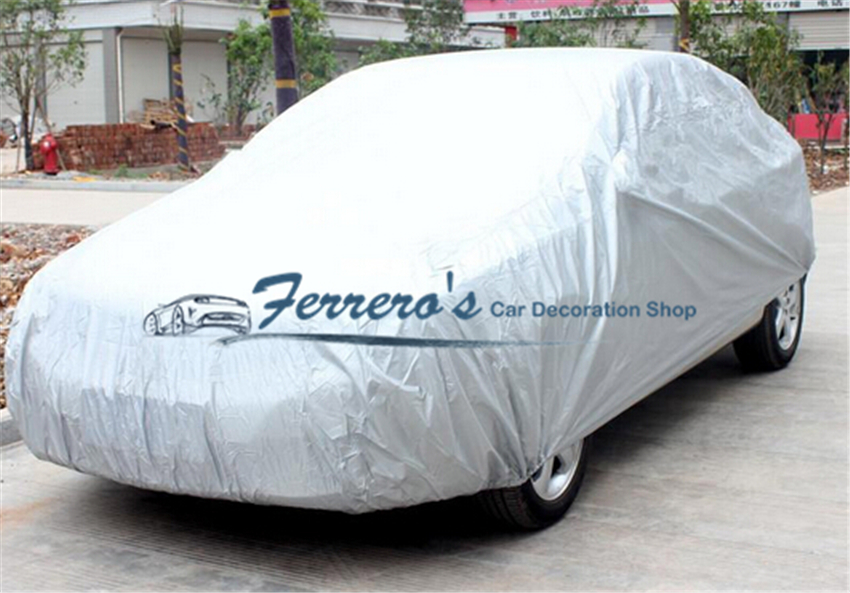 car covers Waterproof Full Cover Sun UV Snow Dust Rain Resistant Protection no Outside Mirror for KIA TOYOTA Hyundai VW SKODA