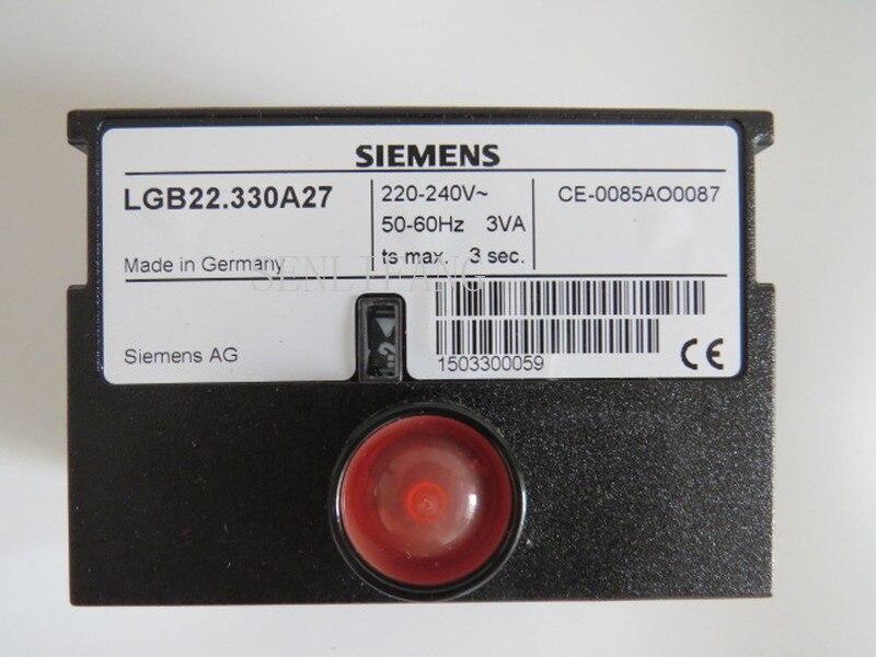 Free Shipping LGB22.330A27 Control Box For Burner Controller Program Controller
