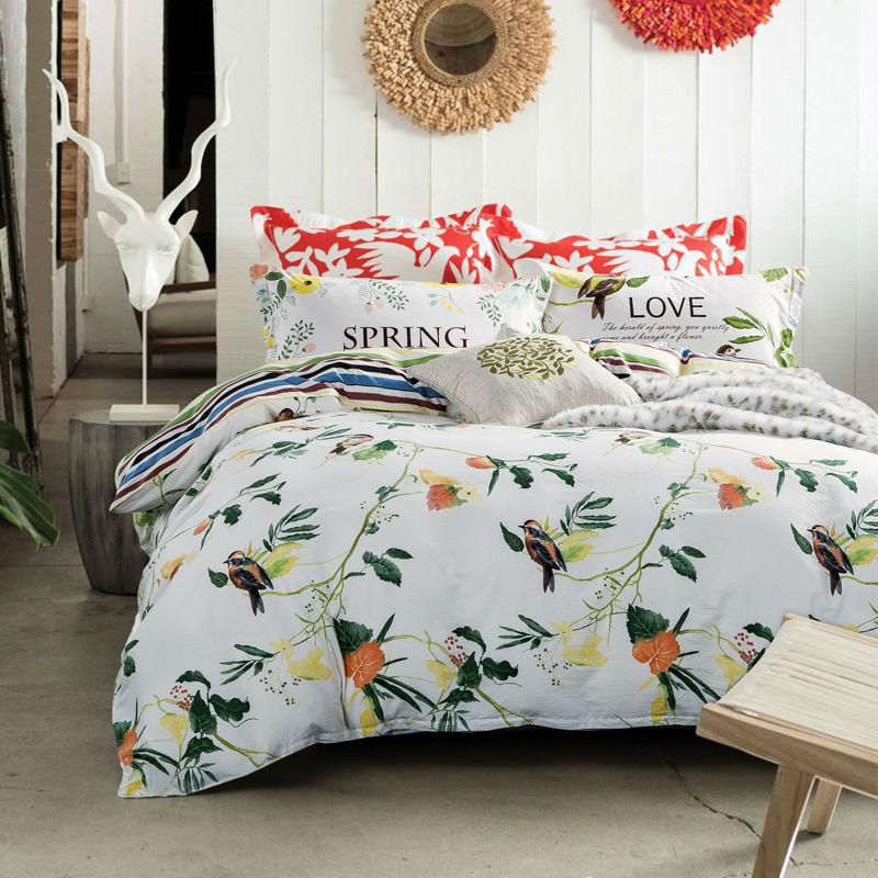 Bird Bedding Twin - Online Shopping