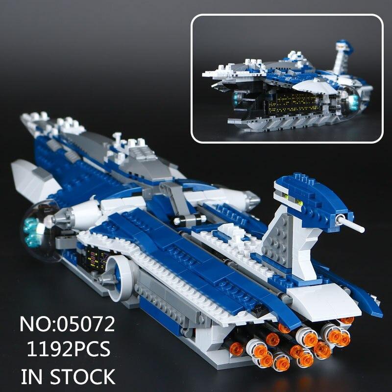 05072 Star Series The Limited Edition Malevolence Warship Set Children Building Blocks Bricks Boy`s Toys Model 9515 War hitler s war aims