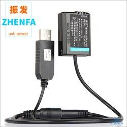 5 В USB NP-FW50 AC-PW20 для аккумулятора DC адаптер питания для Sony Alpha 7 a7 a7S a7II a7R A3000 A5000 A6000 NEX5 NEX3 NEX