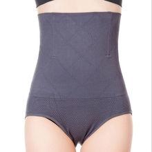 XXXL Waist Shaper Slimming Bamboo Underwear Body Panties for Women Invisible Trainer Corrective