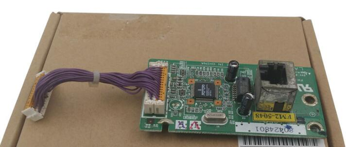 network i f bord pcb assembry Network IF Board For Canon imageRUNNER 1022 1021 1025 1024